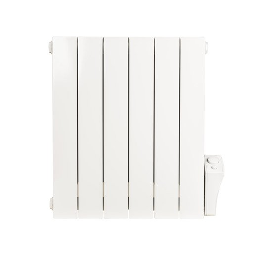 radiateur lectrique inertie fluide celcia 1000 w leroy merlin. Black Bedroom Furniture Sets. Home Design Ideas