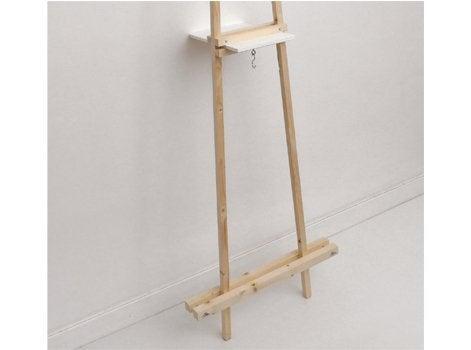 diy cr er un porte manteau pour tous vos objets leroy merlin. Black Bedroom Furniture Sets. Home Design Ideas