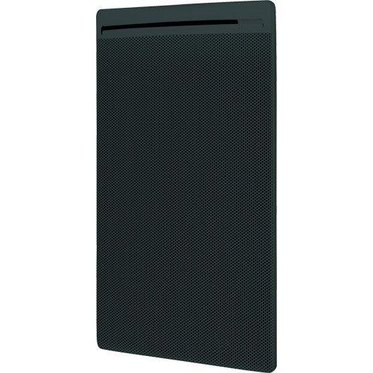 radiateur lectrique rayonnement concorde ambre v10 1000 w leroy merlin. Black Bedroom Furniture Sets. Home Design Ideas