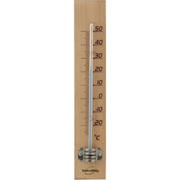 Thermomètre intérieur ou extérieur INOVALLEY A518