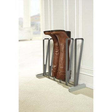 range chaussures accessoires de dressing leroy merlin. Black Bedroom Furniture Sets. Home Design Ideas