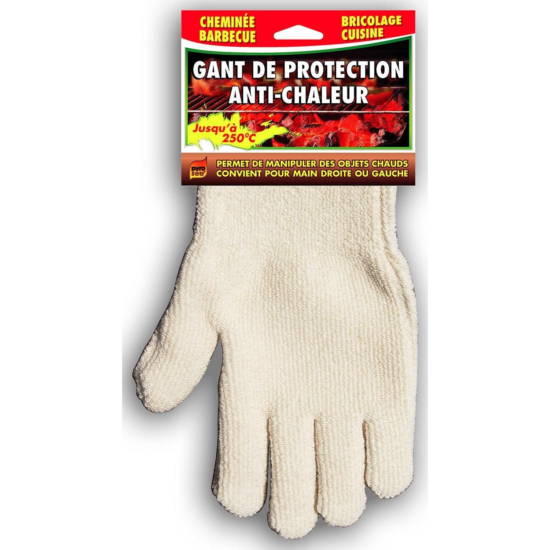 gant de cuisine anti chaleur Gant anti-chaleur 250 degrés PYROFEU
