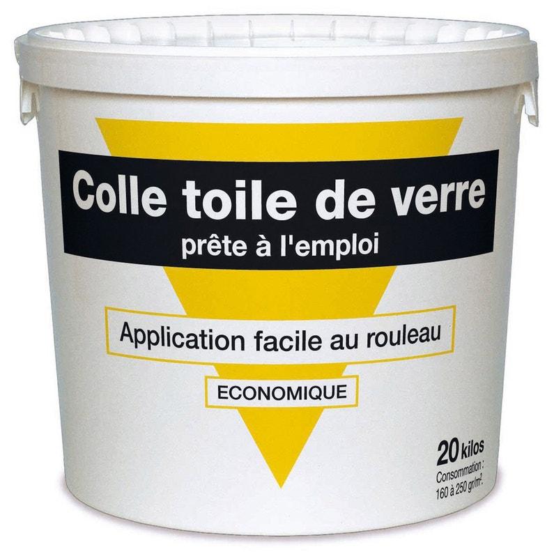 Colle Toile De Verre Prête à Lemploi 20 Kg