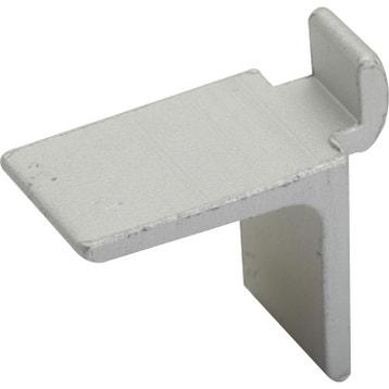 cr maill re et taquet coulisse tiroir au meilleur prix leroy merlin. Black Bedroom Furniture Sets. Home Design Ideas