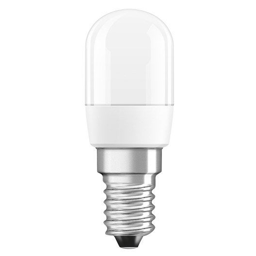 ampoule tube led 1 5w 100lm quiv 15w e14 6500k osram. Black Bedroom Furniture Sets. Home Design Ideas
