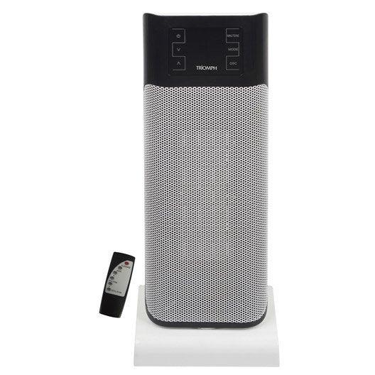 chauffage d 39 appoint lectrique c ramique triomph etf1483. Black Bedroom Furniture Sets. Home Design Ideas