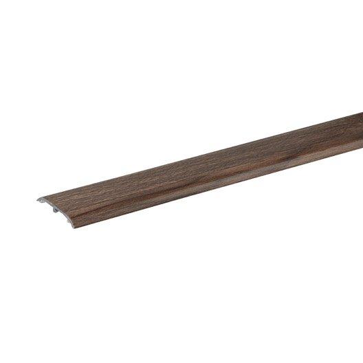 barre de seuil pour sol stratifi c vennes cm x mm leroy merlin. Black Bedroom Furniture Sets. Home Design Ideas