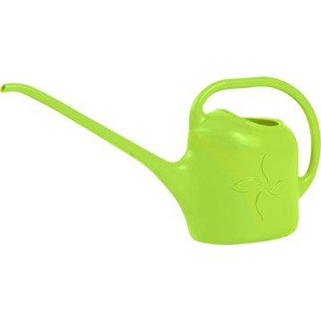 Arrosoir long bec 2 litres vert pistache