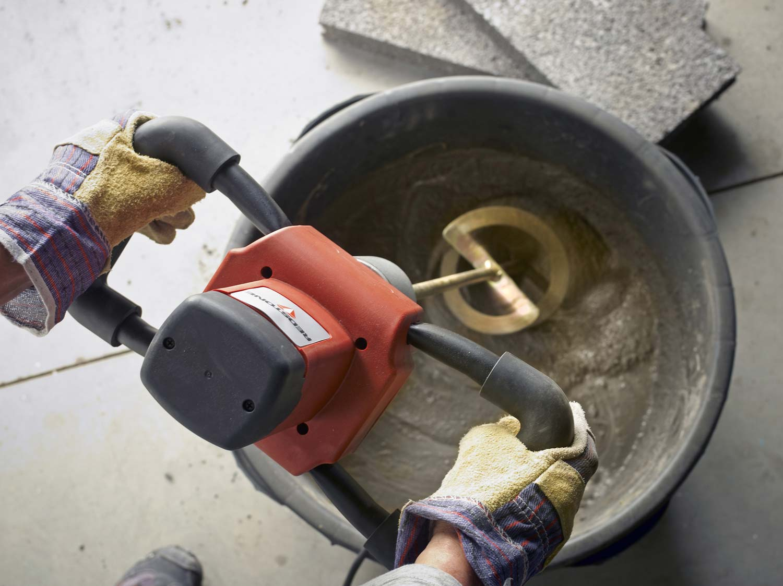 Préparer du mortier ou du béton