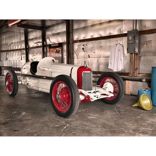 photo voiture vintage x cm leroy merlin. Black Bedroom Furniture Sets. Home Design Ideas