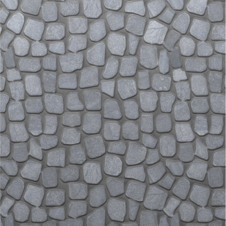 Mosaïque Cubic, alu gris | Leroy Merlin | La Casa en 2019 ...
