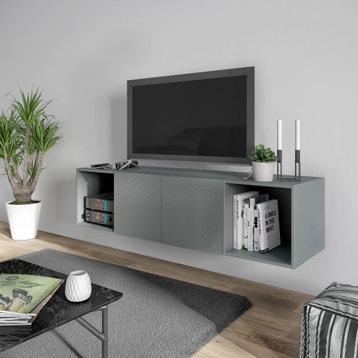 Meuble Tv Orientable Au Meilleur Prix Leroy Merlin