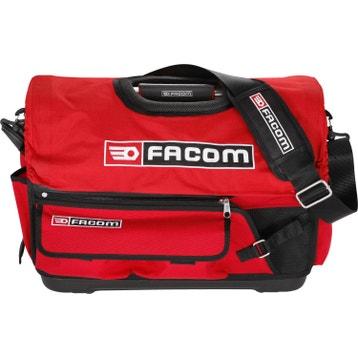 sac outils facom l49 cm rouge et noir - Facom Leroy Merlin