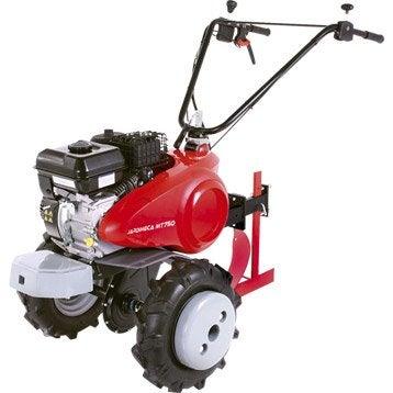 Motobineuse à essence JARDIMECA Mt 750 163 cm³, 3450 W