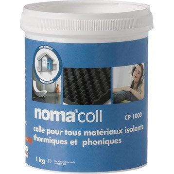 Colle pour matériaux isolants universelle (tous supports) NOMA COLL 1kg