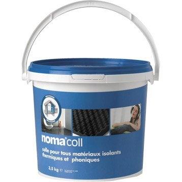 Colle pour matériaux isolants universelle (tous supports) NOMA COLL 3.5 kg