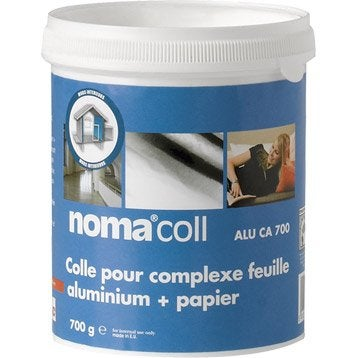 Colle pour matériaux isolants universelle (tous supports) NOMA COLL