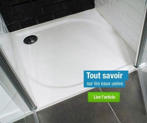 evacuation des eaux us es chauffage plomberie leroy merlin. Black Bedroom Furniture Sets. Home Design Ideas