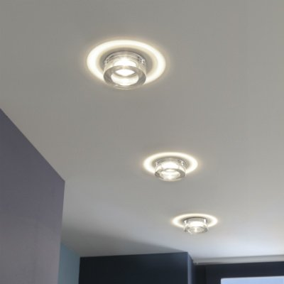 Comment choisir un spot d 39 int rieur leroy merlin for Modele de plafond decoratif