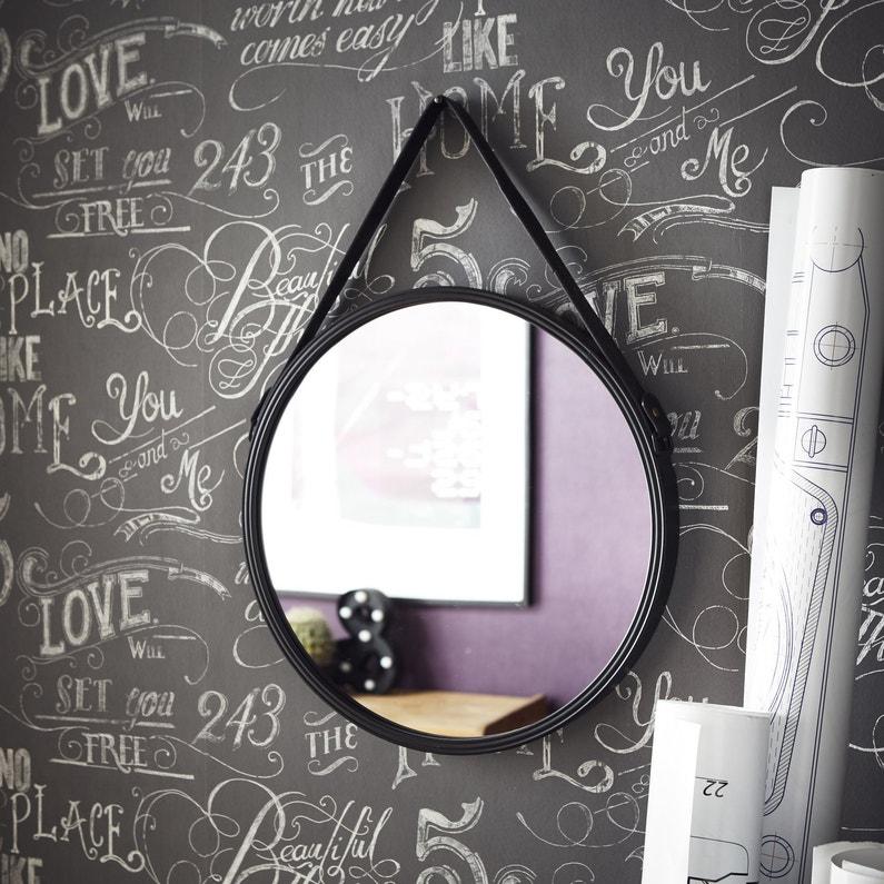 miroir de barbier l 39 l ment de d co incontournable leroy merlin. Black Bedroom Furniture Sets. Home Design Ideas