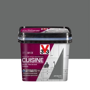 Peinture V33 Meuble Cuisine Castorama