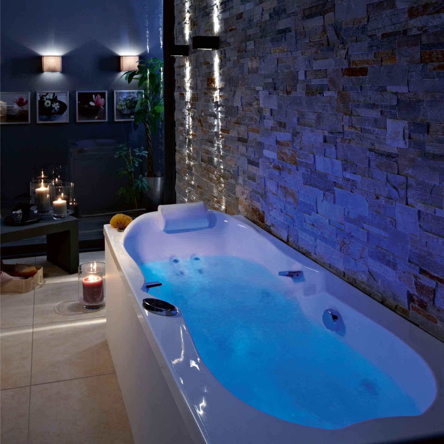 kit balneo pour baignoire Choix de la température