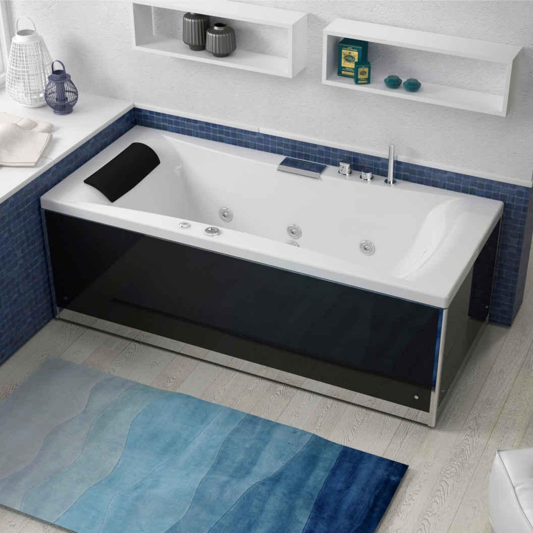 leroy merlin salle de bain baignoire awesome dco salle de. Black Bedroom Furniture Sets. Home Design Ideas