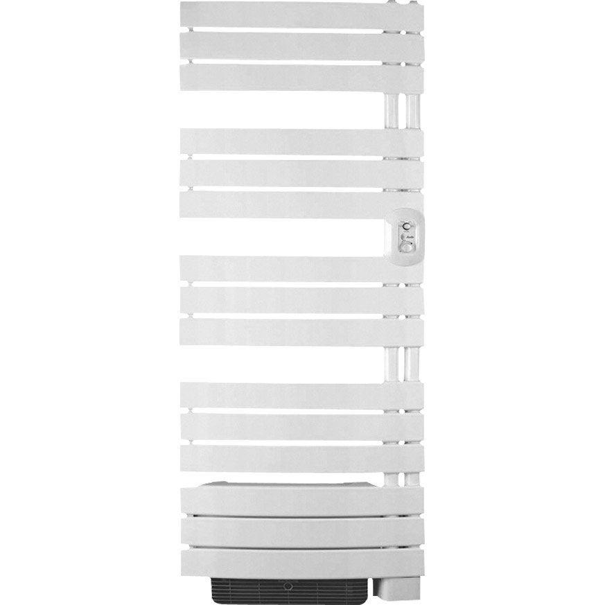 Sèche-serviettes électrique soufflerie SAUTER Venise slim 3CS 500+ ...
