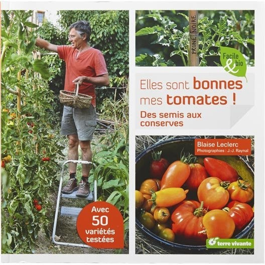 elles sont bonnes mes tomates terre vivante leroy merlin. Black Bedroom Furniture Sets. Home Design Ideas