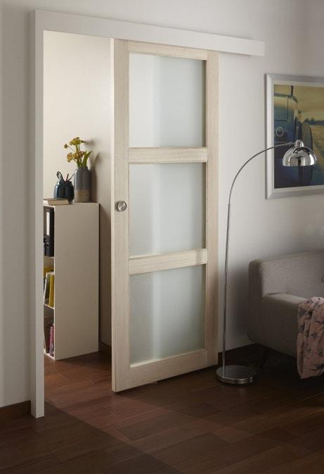les portes int rieures vitr es pour un int rieur lumineux leroy merlin. Black Bedroom Furniture Sets. Home Design Ideas