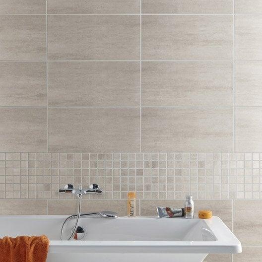 carrelage mural et fa ence pour salle de bains et cr dence de cuisine leroy merlin. Black Bedroom Furniture Sets. Home Design Ideas