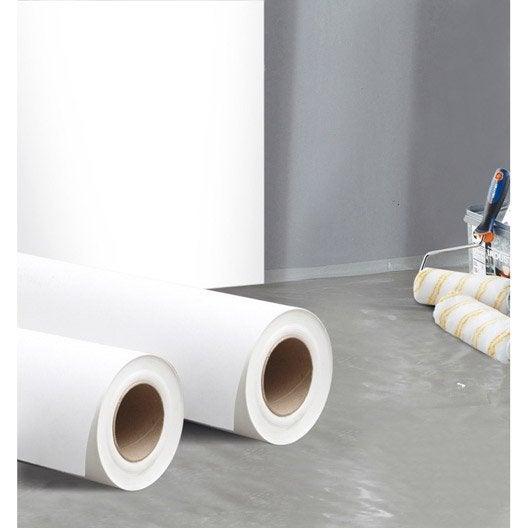 rev tement de r novation sur intiss lisse pr peint 140 g. Black Bedroom Furniture Sets. Home Design Ideas