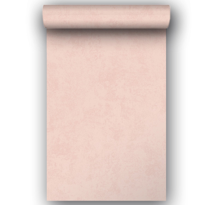 Papier Peint Intisse Rose Leroy Merlin