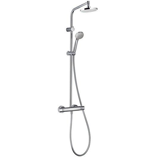 Colonne de douche avec robinetterie, HANSGROHE Marin eco 160