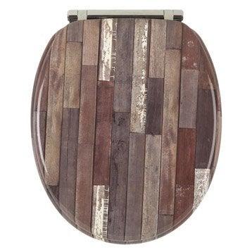 abattant pour wc abattant pour wc et accessoires au meilleur prix leroy merlin. Black Bedroom Furniture Sets. Home Design Ideas