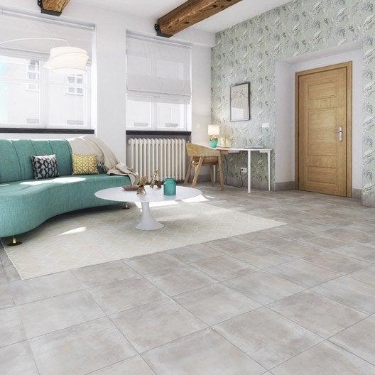 carrelage sol perle effet pierre dolce vita x cm leroy merlin. Black Bedroom Furniture Sets. Home Design Ideas
