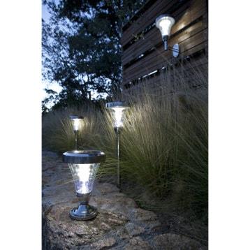 Eclairage solaire (lampe, projecteur, applique) au meilleur prix ...