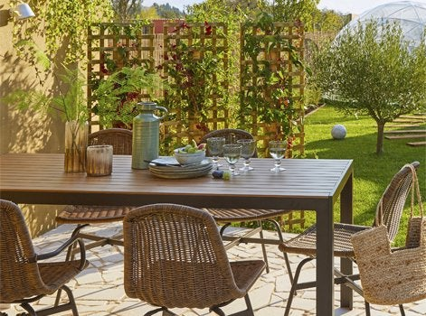 chacun son coin au jardin leroy merlin. Black Bedroom Furniture Sets. Home Design Ideas