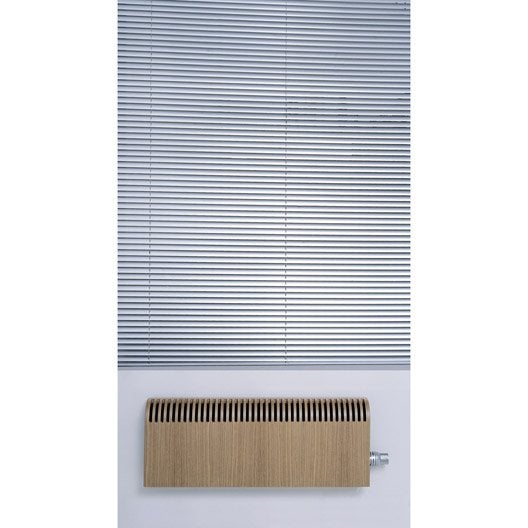 radiateur chauffage central basse temp rature knockonwood ch ne cm 1037 w leroy merlin. Black Bedroom Furniture Sets. Home Design Ideas