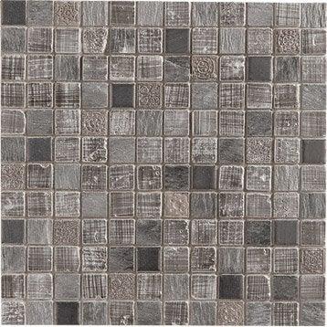 mosaïque et galets pour carrelage de salle de bains | leroy merlin - Mosaique Carrelage Salle De Bain