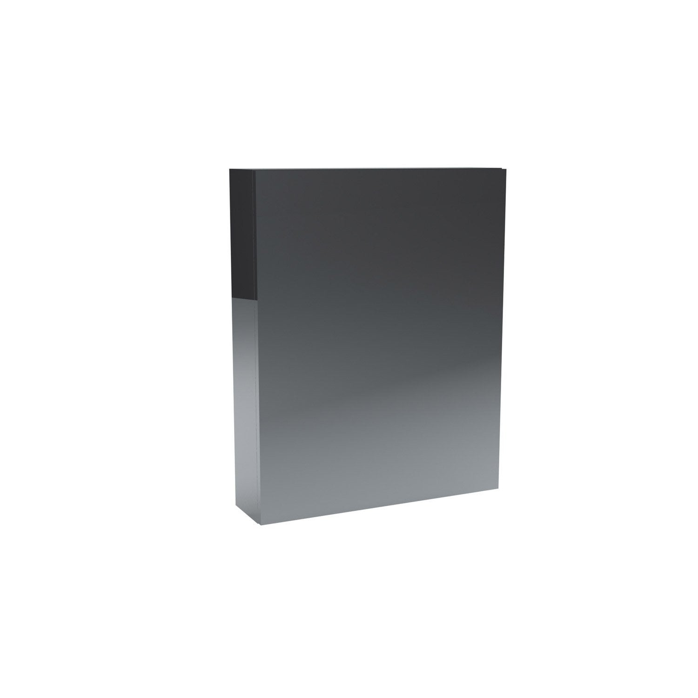 Armoire De Toilette 2p L 60 X H 75 X P 14cm Remix Leroy Merlin # Petit Meuble A Suspendre Pour Wc