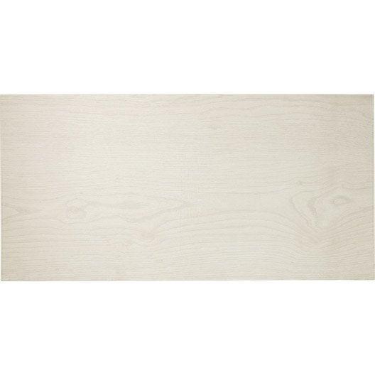 carrelage sol et mur bois blanc effet b ton easy4 sans. Black Bedroom Furniture Sets. Home Design Ideas