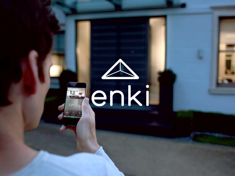 Enki, la maison connectée par Leroy Merlin