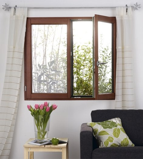 Fenetre pvc couleur bois free porte duentree en pvc - Castorama porte interne ...