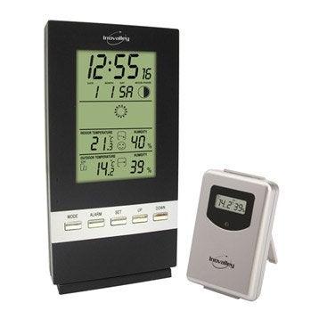 Thermomètre sans fil INOVALLEY Sm300b