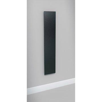 Radiateur chauffage central Colima gris anthracite sablé, l.52 cm, 957 W