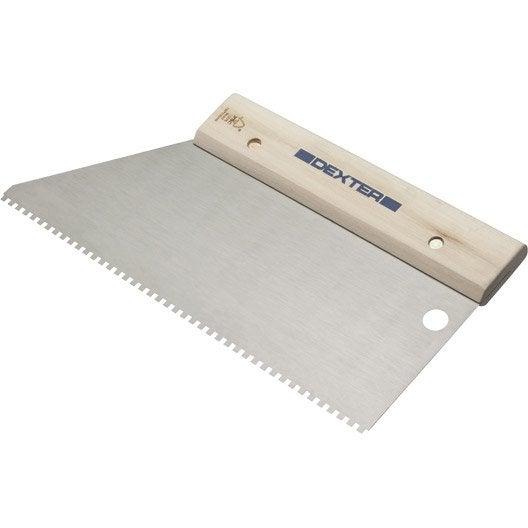 couteau colle pour lino et moquette dexter 28 cm leroy merlin. Black Bedroom Furniture Sets. Home Design Ideas