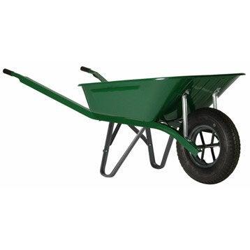 Brouette 1 roue HAEMMERLIN Bati, 90 l, 180 kg