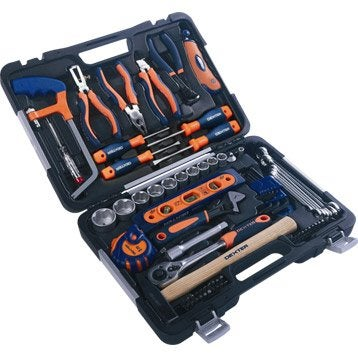Coffret et bo te outils compl te outillage main - Malette outils complete ...