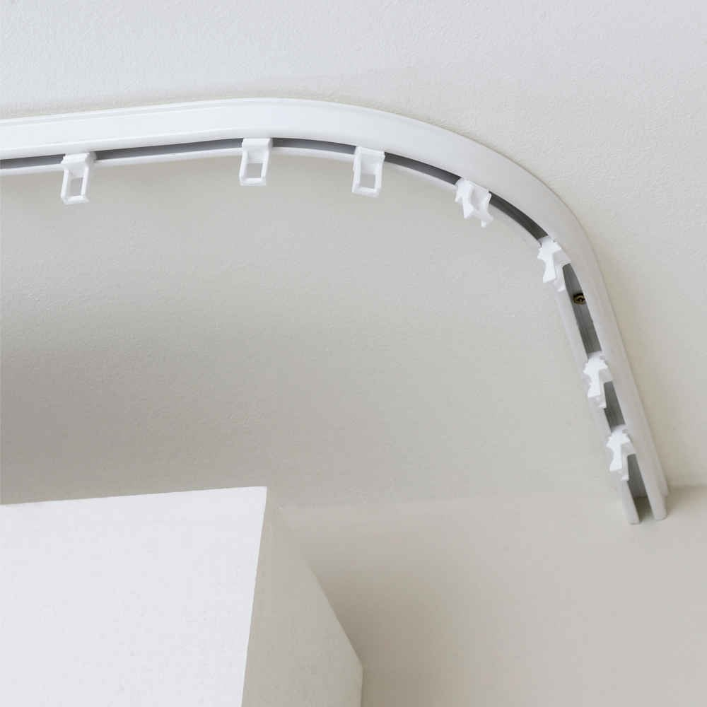 Tringle rideau rail plafond - Tringle a rideaux leroy merlin ...